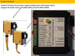 Remote-DC-motor-speed-controller